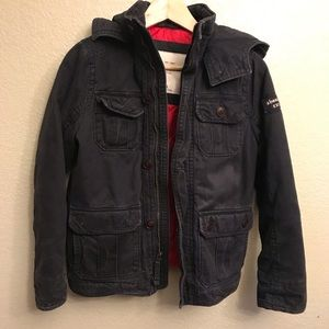 Abercrombie & Fitch warm Winter Parka Jacket